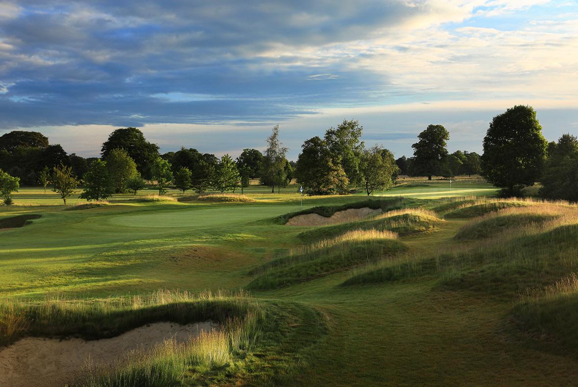 The Springs Resort & Golf Club seventh hole