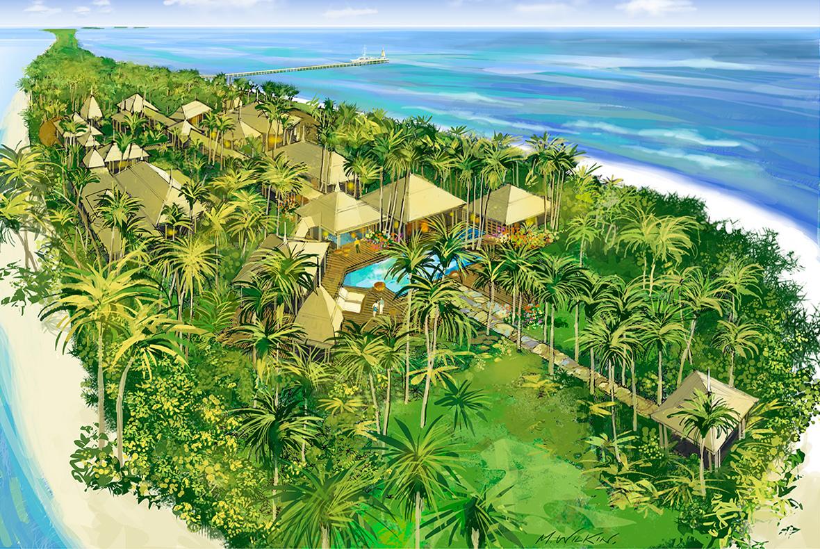 Thaa Atoll Maldives, Arc Consulting Partners