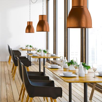 Hotel restaurant Arc Consulting Partners