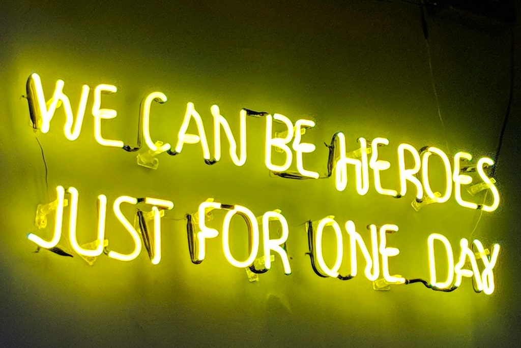 We can be heroes Arc Consulting Partners