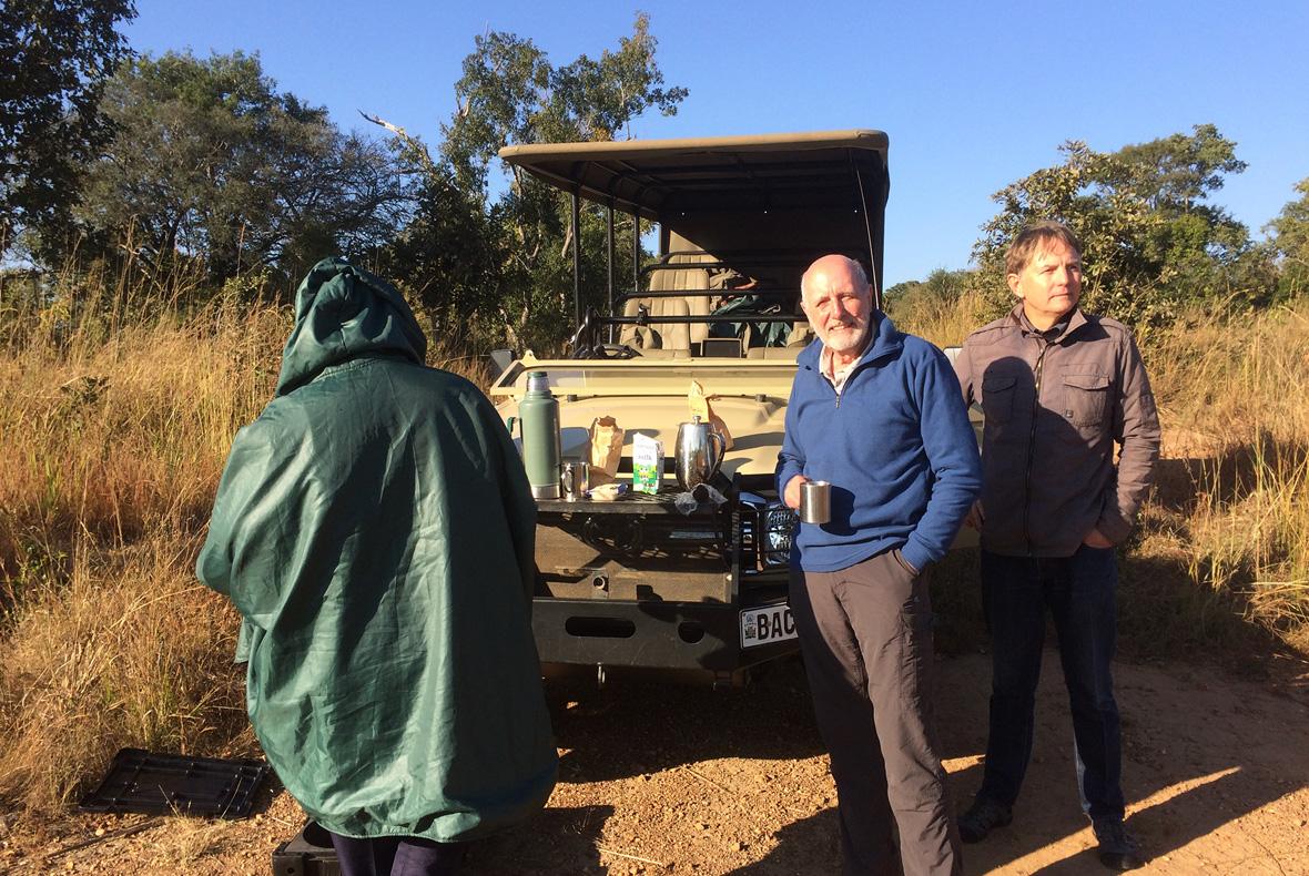 Jim Fletcher Arc Consulting Partners Zambia